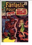 Fantastic Four #66 VF (8.0)