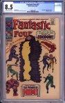 Fantastic Four #67 CGC 8.5
