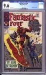 Fantastic Four #69 CGC 9.6
