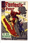 Fantastic Four #69 VF (8.0)