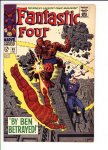 Fantastic Four #69 VF/NM (9.0)