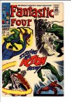 Fantastic Four #71 VF+ (8.5)