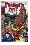 Fantastic Four #84 F/VF (7.0)