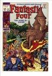 Fantastic Four #84 VF- (7.5)