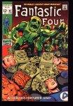 Fantastic Four #85 VF (8.0)