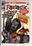 Fantastic Four Annual #2 F- (5.5)