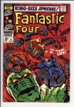 Fantastic Four Annual #6 F- (5.5)