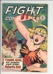 Fight Comics #58 VF- (7.5)