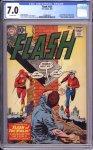 Flash #123 CGC 7.0