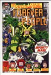 Forever People #2 VF+ (8.5)