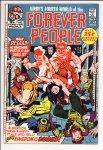 Forever People #4 VF- (7.5)