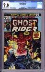 Ghost Rider #2 CGC 9.6