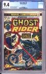 Ghost Rider #5 CGC 9.4