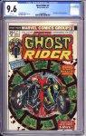 Ghost Rider #7 CGC 9.6
