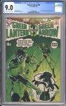 Green Lantern #76 CGC 9.0