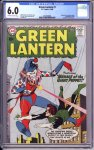 Green Lantern #1 CGC 6.0