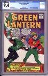 Green Lantern #40 CGC 9.4