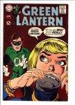 Green Lantern #69 F/VF (7.0)