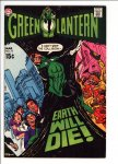 Green Lantern #75 VF (8.0)