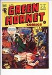 Green Hornet Comics #22 VF- (7.5)