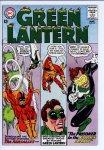 Green Lantern #35 NM- (9.2)