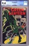 Green Lantern #67 CGC 9.4