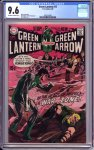 Green Lantern #77 CGC 9.6