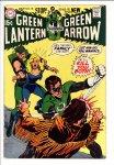 Green Lantern #78 VF- (7.5)