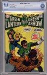 Green Lantern #78 CBCS 9.6