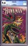 Hawkman #23 CGC 9.4