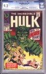 Incredible Hulk #102 CGC 9.2