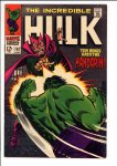 Incredible Hulk #107 NM- (9.2)