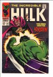 Incredible Hulk #107 VF (8.0)