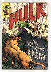 Incredible Hulk #109 VF- (7.5)