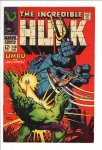 Incredible Hulk #110 VF- (7.5)
