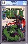Incredible Hulk #112 CGC 9.8