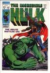 Incredible Hulk #112 VF- (7.5)