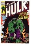 Incredible Hulk #134 F/VF (7.0)