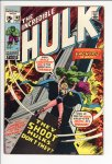 Incredible Hulk #142 VG/F (5.0)