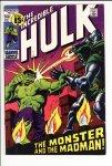Incredible Hulk #144 F+ (6.5)