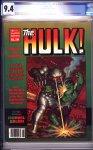 Hulk Magazine #15 CGC 9.4