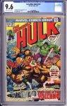 Incredible Hulk #170 CGC 9.6