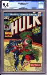 Incredible Hulk #174 CGC 9.4