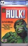 Hulk Magazine #17 CGC 9.8