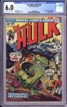 Incredible Hulk #180 CGC 6.0