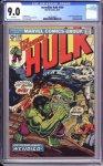 Incredible Hulk #180 CGC 9.0