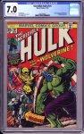 Incredible Hulk #181 CGC 7.0