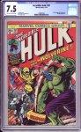 Incredible Hulk #181 CGC 7.5