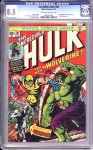 Incredible Hulk #181 CGC 8.5