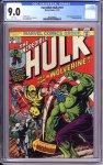 Incredible Hulk #181 CGC 9.0